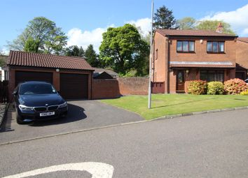 Thumbnail 4 bed detached house for sale in Pinewood Walk, Strathaven