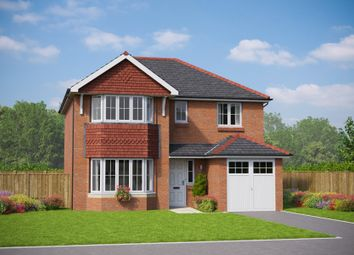 Thumbnail 4 bedroom detached house for sale in Easter Road, Willaston