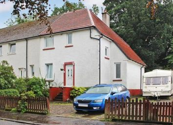Thumbnail 3 bed end terrace house for sale in Courthill, Rosneath, Helensburgh, Argyll And Bute