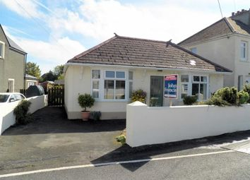 Thumbnail 3 bed detached bungalow for sale in Newtown Road, Hook, Haverfordwest