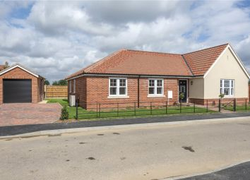 Thumbnail 3 bed detached bungalow for sale in Plot 19 All Saints Close, Little Melton, Norwich