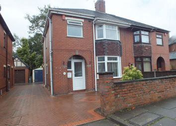 Thumbnail 3 bedroom semi-detached house for sale in Adams Avenue, Tunstall, Stoke-On-Trent