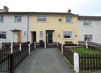 Thumbnail 3 bed terraced house for sale in Wood Croft, Sowerby, Sowerby Bridge