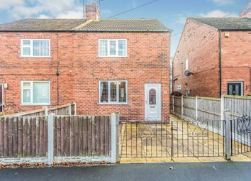 Thumbnail 3 bed semi-detached house for sale in Kingsway, Pontefract