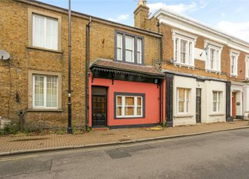 Thumbnail 3 bed terraced house for sale in Thames Street, Sunbury-On-Thames, Surrey