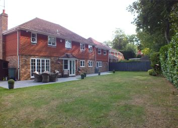 Thumbnail 5 bed detached house for sale in The Pines, Middleton Road, Camberley, Surrey