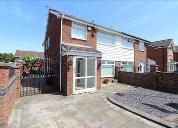3 bed semi-detached house for sale in Saxon Way, Kirkby, Liverpool L33