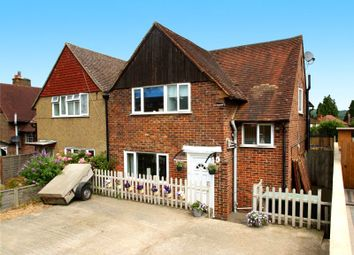 Thumbnail 4 bed semi-detached house for sale in Rabies Heath Road, Bletchingley, Redhill