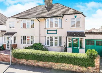 Thumbnail 3 bed semi-detached house for sale in Heathside Avenue, Bexleyheath
