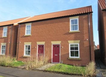Thumbnail 2 bed town house to rent in Hazel Walk, Alford