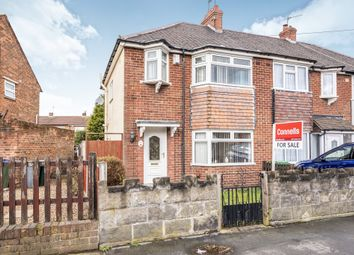 Thumbnail 3 bed end terrace house for sale in Lynton Avenue, West Bromwich