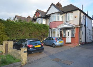 Thumbnail 3 bed semi-detached house for sale in Watford Way, London