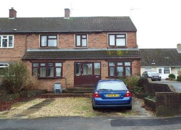Thumbnail 4 bedroom semi-detached house to rent in Mason Way, Shepton Mallet