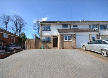 Thumbnail 3 bed end terrace house for sale in Lymington Avenue, Yateley, Hampshire