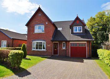 Thumbnail 4 bed detached house for sale in Oak Lane, Parkland Village, Carlisle, Cumbria