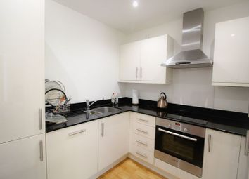 Thumbnail 1 bedroom flat for sale in Zenith Close, London