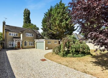 Thumbnail 5 bed detached house for sale in High Street, Kempsford, Fairford