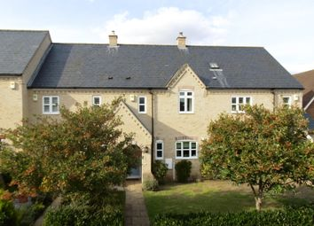 Thumbnail 2 bed terraced house for sale in School Lane, Roxton