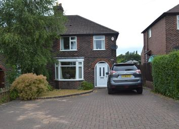 Thumbnail 3 bed semi-detached house for sale in Midway Road, Midway, Swadlincote