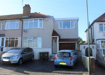 Thumbnail 3 bed semi-detached house to rent in Cowper Close, Welling