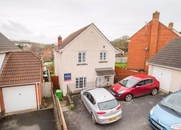 Thumbnail 3 bed detached house for sale in Cromwells Meadow, Crediton