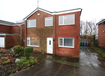 Thumbnail 4 bed detached house for sale in Stonehill Drive, Rooley Moor, Rochdale, Greater Manchester
