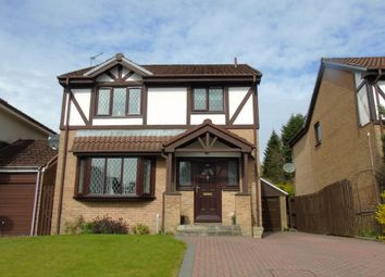 Thumbnail 3 bed detached house for sale in Woodvale Avenue, Monks Glen, Airdrie
