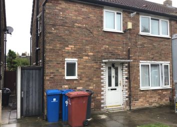 Thumbnail 3 bed terraced house to rent in Boundary Road, Huyton