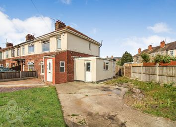 3 bed end terrace house for sale in Hawkins Avenue, Great Yarmouth NR30