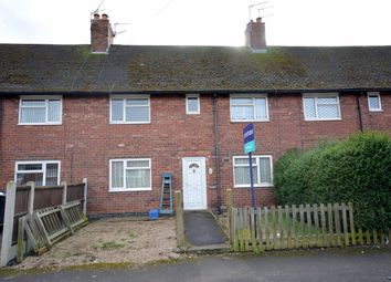 Thumbnail 3 bed terraced house for sale in Molineux Avenue, Staveley, Chesterfield