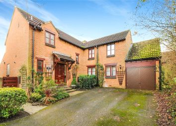 Thumbnail 4 bed detached house to rent in Goughs Lane, Warfield, Bracknell, Berkshire