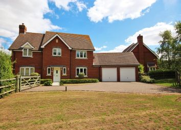 Thumbnail 4 bed detached house for sale in Elm Farm Close, Grove, Wantage