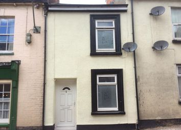 Thumbnail 2 bed terraced house for sale in Exeter Hill, Cullompton