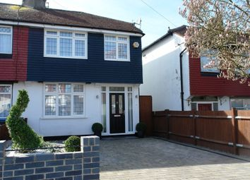 Thumbnail 3 bed end terrace house for sale in Hazelbank, Sunray Develeopment, Tolworth