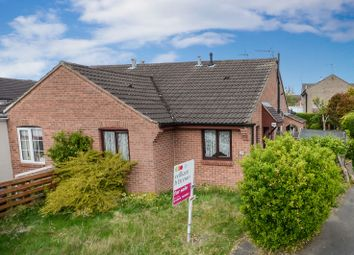 Thumbnail 1 bed semi-detached bungalow for sale in Middlecroft Drive, Strensall, York