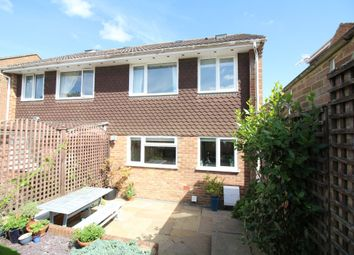 Thumbnail 4 bed semi-detached house for sale in Hannams Close, Lytchett Matravers, Poole