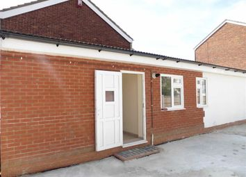 Thumbnail 2 bed terraced bungalow to rent in Godman Road, Grays