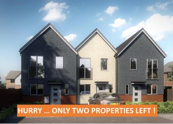 Thumbnail 2 bedroom town house for sale in Ridgemere Close, Yardley, Birmingham