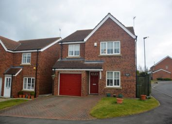 Thumbnail 4 bed detached house for sale in Meadowfield, Burnhope