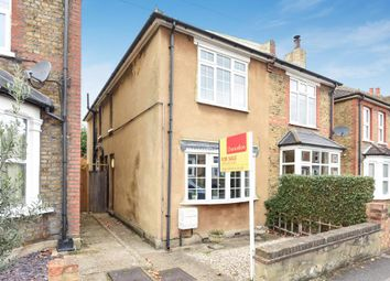 Thumbnail 3 bedroom semi-detached house for sale in Piper Road, Kingston Upon Thames