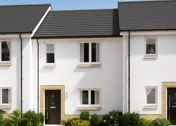 "Thumbnail 2 bed terraced house for sale in ""The Bambridge "" at Blantyre, Glasgow"