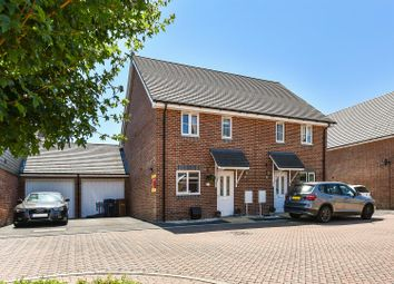 Thumbnail 3 bed property for sale in Bailey Close, Picket Piece, Andover