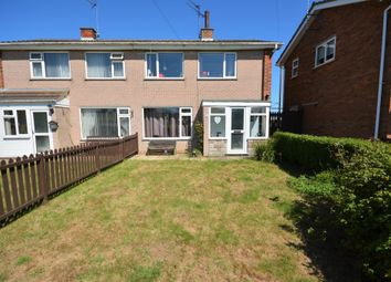 Thumbnail 2 bed semi-detached house for sale in Gipsy Lane, Frostenden, Beccles