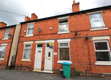 Thumbnail 2 bed terraced house for sale in Hazelwood Road, Hyson Green, Nottingham