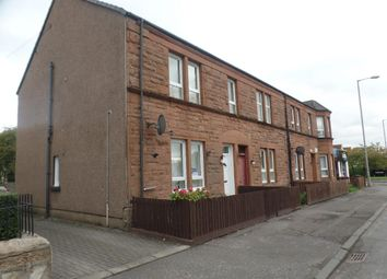 Thumbnail 1 bed flat to rent in Glasgow Road, Wishaw