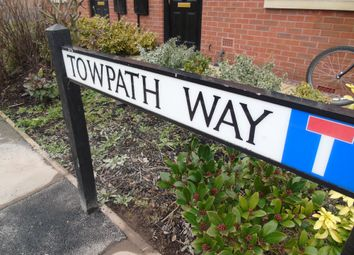 Thumbnail 2 bedroom town house to rent in Towpath Way, Spondon, Derbyshire