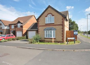 Thumbnail 3 bed detached house to rent in Hawksmead, Langford Village, Bicester