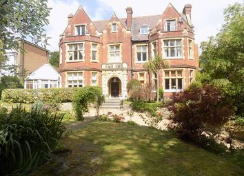 Thumbnail 3 bed flat for sale in Carlisle Road, Eastbourne
