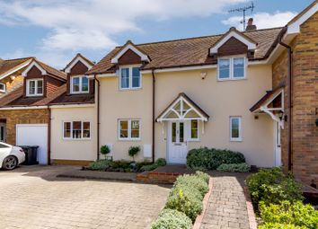 Thumbnail 3 bed terraced house for sale in Wentworth Close, Ripley, Woking
