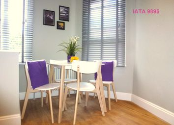 Thumbnail 1 bed flat to rent in Lamington Street, London